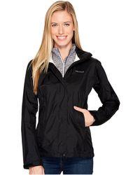 Marmot - Precip(r) Jacket (living Coral) Women's Jacket - Lyst
