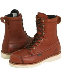 Irish Setter - Wingshooter 9 (amber Leather) Men's Waterproof Boots - Lyst