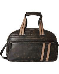 Scully - Track Duffel Bag (black) Duffel Bags - Lyst