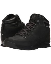 757407a63 Lyst - The North Face Ankle Boots in Blue for Men