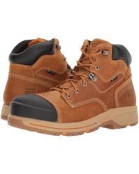 96021200960 Lyst - Timberland Pro Helix Hd 6 Inch Waterproof Composite Safety ...