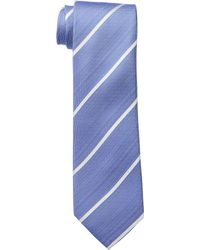 Kenneth Cole Reaction - Linear Stripe (taupe) Ties - Lyst