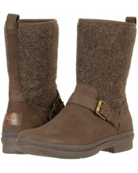 UGG - Robbie (stout) Women's Boots - Lyst