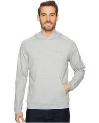 Arc'teryx - Archaeopteryx Pullover Hoodie (light Grey Heather) Men's Sweatshirt - Lyst