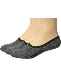 Vans - Classic Super No Show 3 Pair Pack (black) Men's No Show Socks Shoes - Lyst