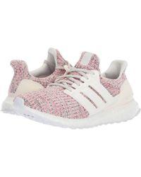 95dfef66943 adidas Originals - Ultraboost (chalk Pearl cloud White shock Pink) Women s  Running