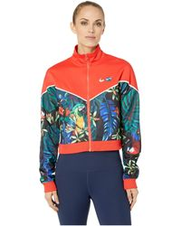 694cca7422b3 Nike - Sportswear Jacket Full Zip Hyper Femme (light Crimson black white)