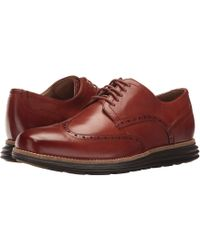 Cole Haan - Original Grand Shortwing Oxford Shoe - Lyst
