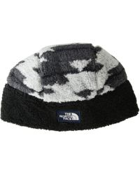 81452ec3981bc The North Face - Campshire Beanie (four Leaf Clover) Beanies - Lyst