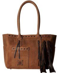 STS Ranchwear - Chaps Shopper (tornado Brown) Handbags - Lyst