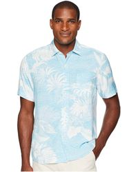 Tommy Bahama - Grande Fronds Camp Shirt - Lyst