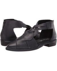 Free People - Wanderlust Flat (khaki) Women's Flat Shoes - Lyst