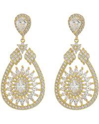 Zefyr Mandala Earrings Rose Gold CUuDtDWAP