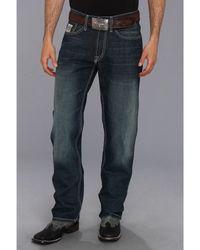 Cinch - White Label Limited Edition (dark Stonewash) Men's Jeans - Lyst