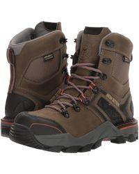 Irish Setter - Crosby 8 Waterproof Hiker (grey/black) Women's Work Boots - Lyst