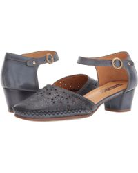 Pikolinos - Gomera W6r-5830 (lava) Women's Hook And Loop Shoes - Lyst