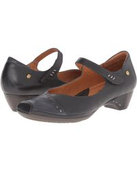 Pikolinos - Gandia 849-5574 (black) Women's Shoes - Lyst