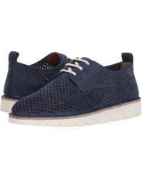 Trask - Lena (pewter) Women's Flat Shoes - Lyst