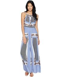 Bishop + Young - Sardinia Jumper (print) Women's Jumpsuit & Rompers One Piece - Lyst