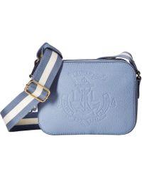 ae702ab571733 Lauren by Ralph Lauren - Huntley Camera Bag (navy) Handbags - Lyst