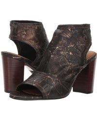 Patricia Nash - Pace (bronze Stretch) High Heels - Lyst