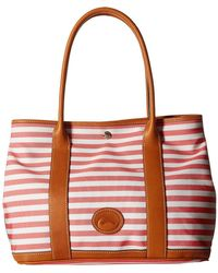 Dooney & Bourke - Sullivan Layla Tote (watermelon) Tote Handbags - Lyst