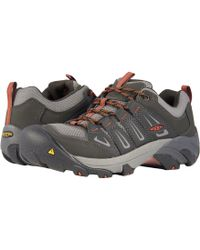 c6117d6d5ab Keen Utility - Boulder Low Steel Toe (raven burnt Ochre) Men s Work Boots