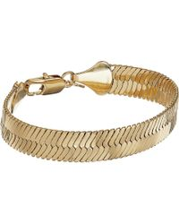 Vanessa Mooney - The Ghostface Chain Bracelet - Lyst