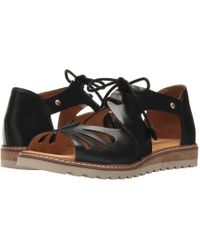 3b3e0101621 Lyst - Pikolinos Alcudia W1l-8845 (black) Women s Shoes in Black