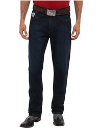 Cinch - Silver Label Dark Finish (indigo) Men's Jeans - Lyst