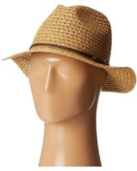 f4cccdd2332 San Diego Hat Company - Pbf6152 Heart Braided Band Fedora (natural 1) Fedora  Hats