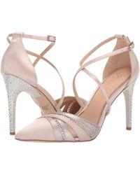168af780cc5 Badgley Mischka - Diamond (black) Women s Shoes - Lyst