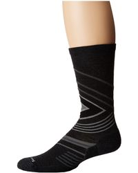 Smartwool - High Crest Crew (chestnut Heather) Men's Crew Cut Socks Shoes - Lyst