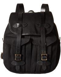 Filson - Rucksack (black) Backpack Bags - Lyst