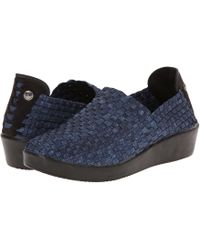 Bernie Mev - Smooth Cha Cha (jeans) Women's Shoes - Lyst