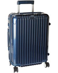 Rimowa - Salsa Deluxe - Cabin Multiwheel(r) (yachting Blue) Luggage - Lyst