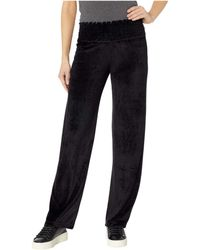 Hard Tail - Smocked Waist Pants (black) Women's Casual Pants - Lyst