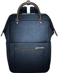 Briggs & Riley - Kinzie Street - Framed Wide Mouth Backpack - Lyst