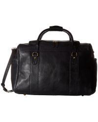 Scully - Freedom Duffel (black) Duffel Bags - Lyst