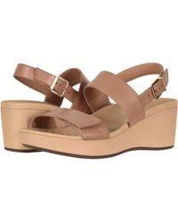 2010ceadccbb Lyst - Vionic Naples (champagne) Women s Sandals in Blue