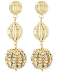 Lilly Pulitzer | Starburst Drop Earrings | Lyst