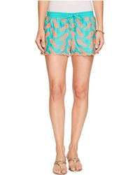 Lilly Pulitzer - Baybreeze Shorts - Lyst