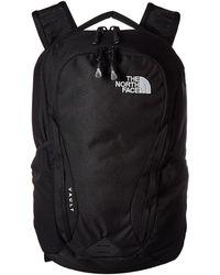The North Face - Vault Backpack (zinc Grey Light Heather/kokomo Green) Backpack Bags - Lyst