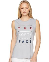 The North Face - Americana Track Tank Top - Lyst