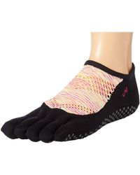 2fc33f315f75 ToeSox - Luna Full Toe W  Grip (thrill) Women s No Show Socks Shoes