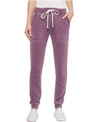 Alternative Apparel | Burnout French Terry Long Weekend Pants | Lyst