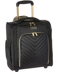 Kenneth Cole Reaction - Chelsea - Quilted 2-wheel Underseater (navy) Luggage - Lyst
