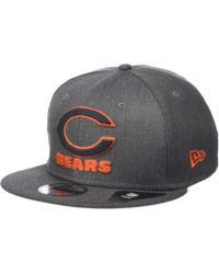 half off 6b835 eb366 KTZ - Heather Crisp 3 - Bears (graphite) Baseball Caps - Lyst