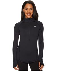 Under Armour - Ua Coldgear® Armour 1/2 Zip - Lyst
