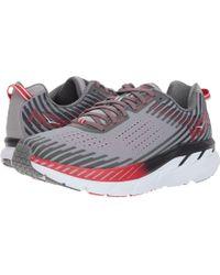 Hoka One One - Clifton 5 (black/white) Men's Running Shoes - Lyst